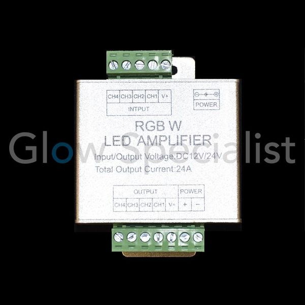 LED RGBW AMPLIFIER