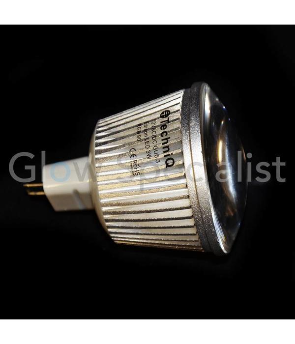 LED COLORCHANGING LAMP GU5.3 - 12V - 3W