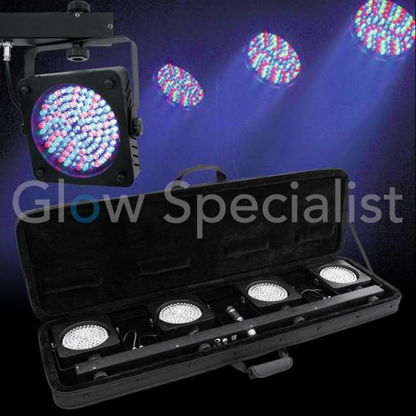 EUROLITE KLS-200 COMPACT LIGHT SET