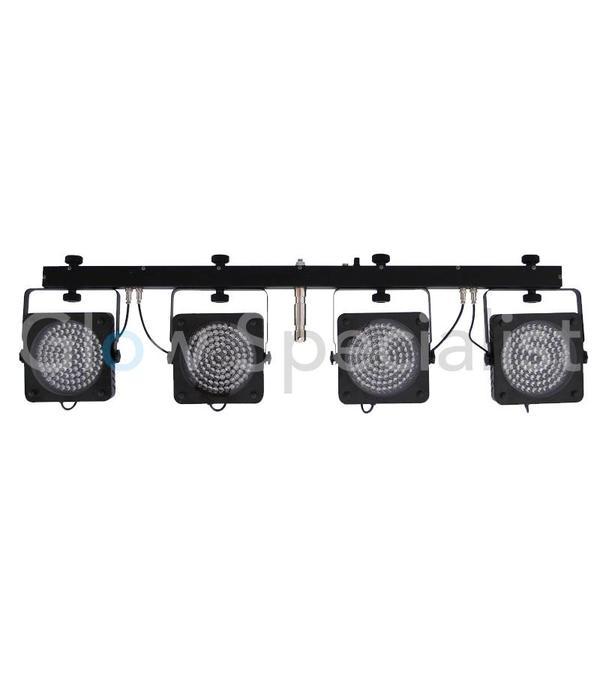 - Eurolite EUROLITE KLS-200 COMPACT LIGHT SET + STATIEF