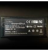 - Glow Specialist LEDSTRIP VOEDINGSADAPTER - 24V