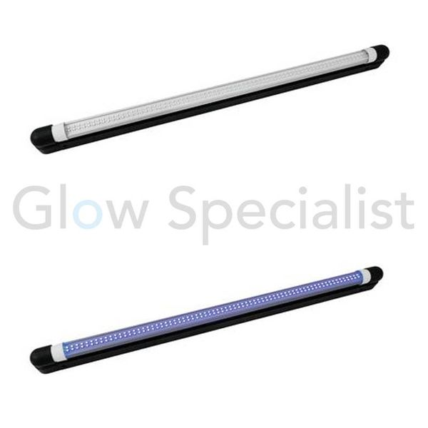 EUROLITE LED UV TUBE COMPLETE FIXTURE SLIM - 60 CM