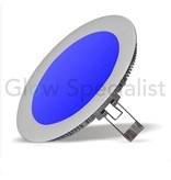 RGB LED PANEL LIGHT ROUND - WITH REMOTE CONTROL