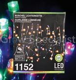 LED CLUSTERVERLICHTING - 1152 LAMPJES - MULTICOLOR