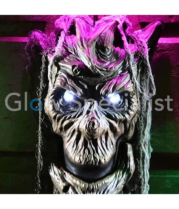 talking spooky tree head glow specialist glow specialist