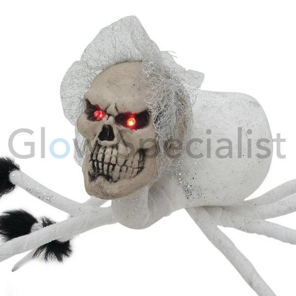 HALLOWEEN SPIDER BRIDE