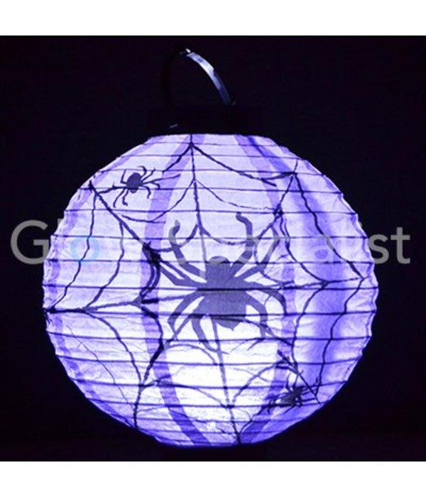 HALLOWEEN LED LAMPIONNEN - 3 STUKS