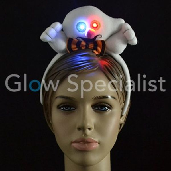CHILDREN'S GHOST LED HEADGEAR