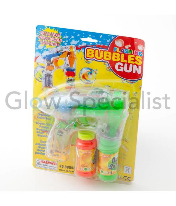 FLASHING BUBBLE GUN