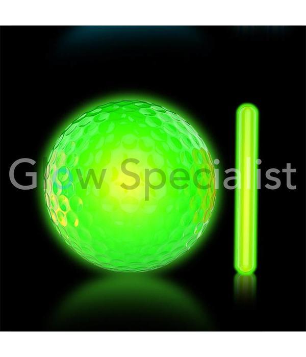 Glow Golf Flyer