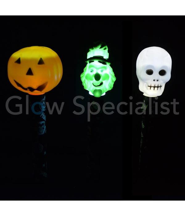 HALLOWEEN TORCHES - SET OF 3