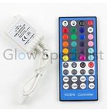 - Glow Specialist RGBW LED STRIP CONTROLLER / REMOTE CONTROL - 24V