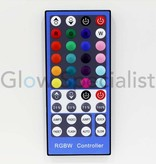 - Glow Specialist RGBW LED STRIP CONTROLLER / REMOTE CONTROL - 24V