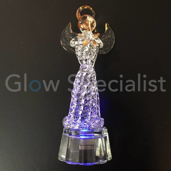 LED ANGEL STANDING COLOR CHANGING