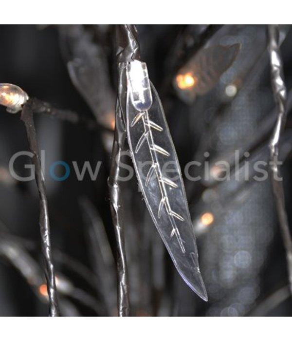 LED WILLOW TREE - WARM WHITE - 400 LEDS - 180 CM