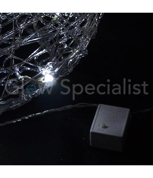 LED SNEEUWMAN ACRYL - 120 LED - 120 CM