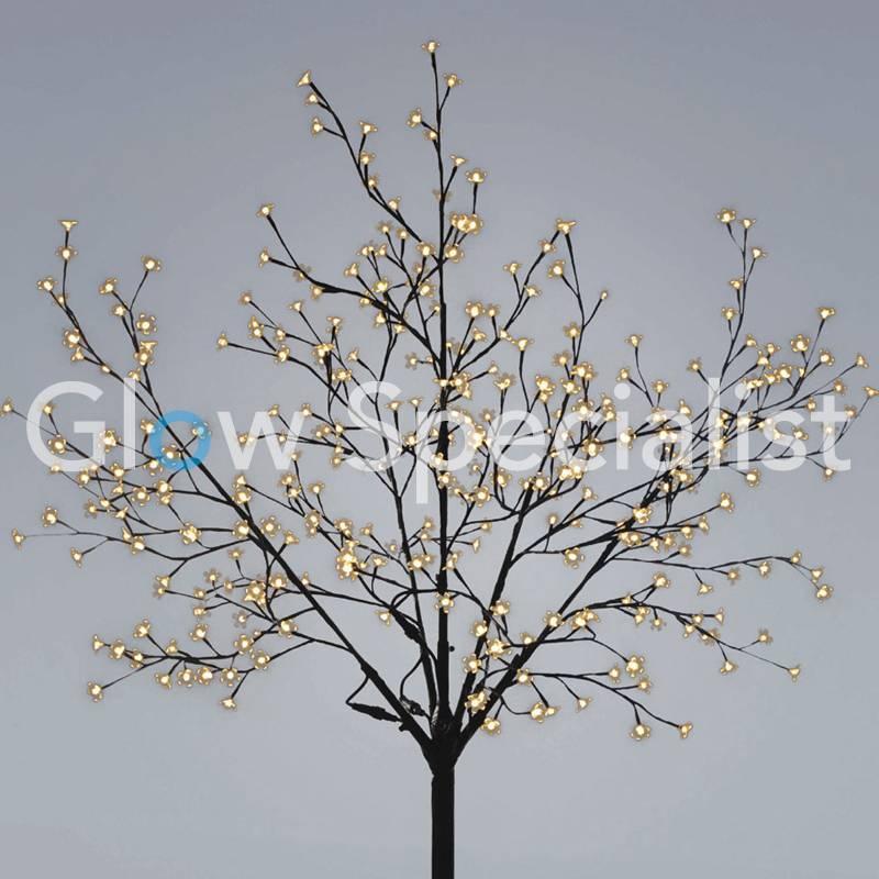 led bloesemboom 210 cm warm wit 350 led