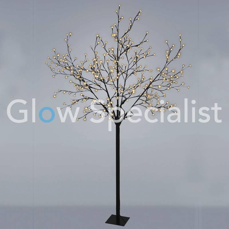 LED BLOESEMBOOM - WARM WIT - 350 LEDS - 210 CM - Koop je bij Glow ...