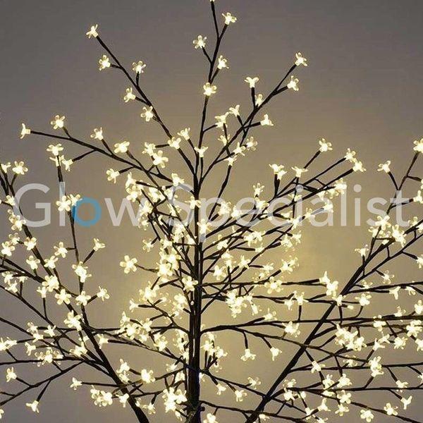 Led Bloesemboom - 210 cm - warm wit
