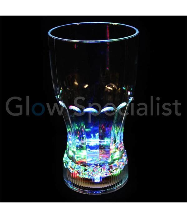 LED COKE GLASS LARGE - 14,5 CM