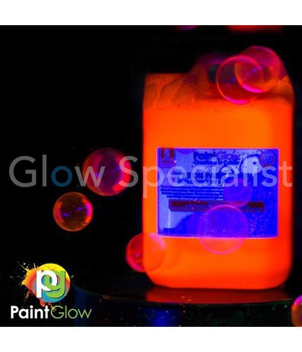 - PaintGlow BLACKLIGHT BUBBLE LIQUID - 5 LITERS