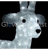 LED RENDIER 100 CM - 280 LAMPJES - COOL WIT