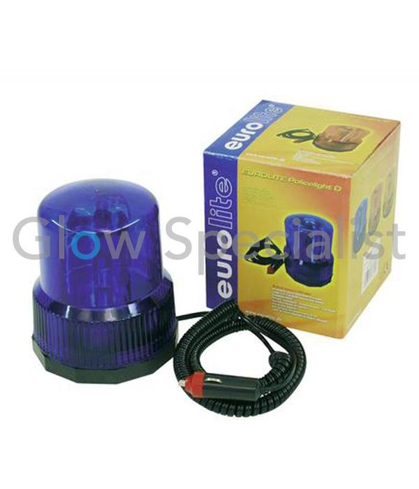 Magnetic police light, 12V