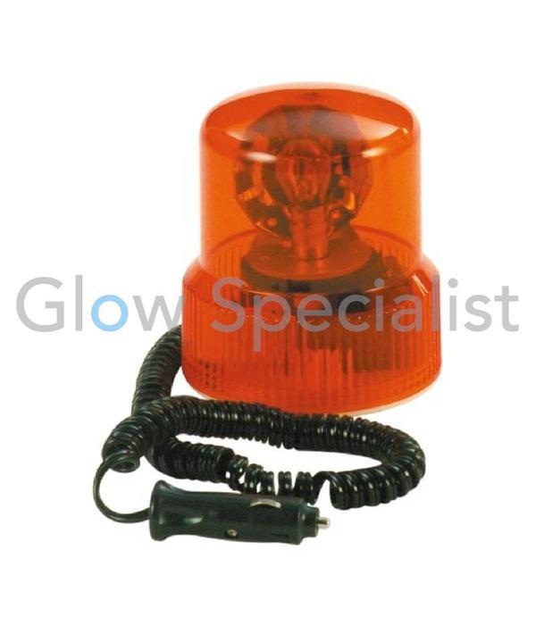 Magnetic police light, 12V