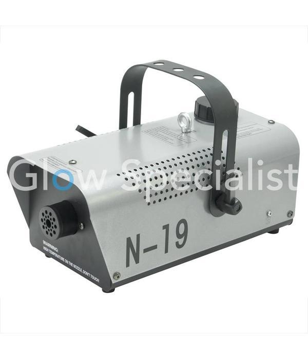 - Eurolite EUROLITE N-19 ROOKMACHINE - 700 WATT - Zilver