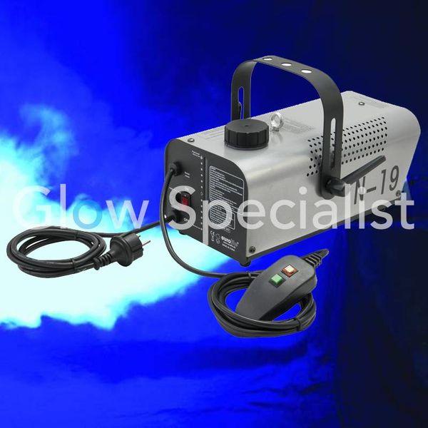 Eurolite N-19 700 watt fog machine - black