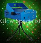 Laser Mini RG (star) + Remote control