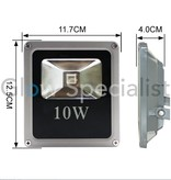 - Glow Specialist LED UV - BLACKLIGHT - 395NM - 10 WATT COB FLOODLIGHT - GLOW SPECIALIST