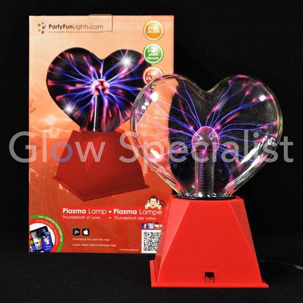 Heart plasma light