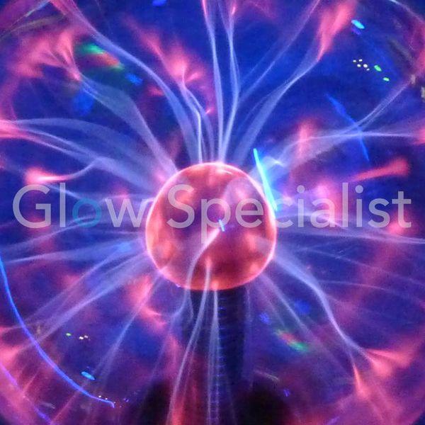 Plasma Lamp round