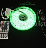 - Glow Specialist LEDSTRIP RGB - 24V - 5 METER - INCL. CONTROLLER