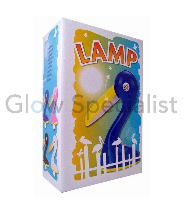 Pelican lamp