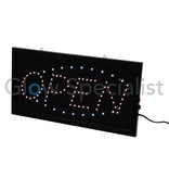 - Eurolite Eurolite LED Sign OPEN - SMALL