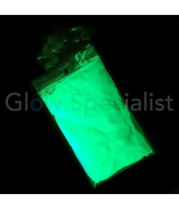- Glow Specialist GLOW IN THE DARK PIGMENT - 50 GRAM - Water coated