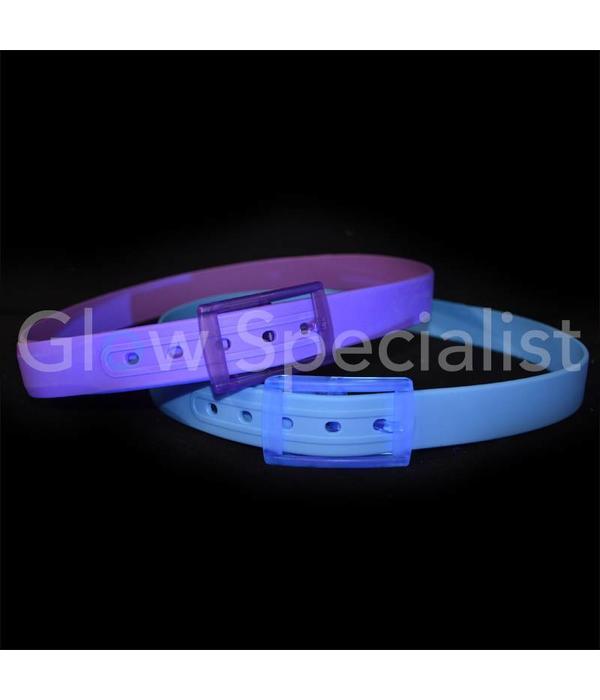Neon Belt - blue or purple