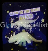 GLOW IN THE DARK DINO - SET VAN 2