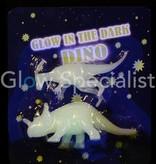 GLOW IN THE DARK DINO - SET VAN 2