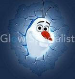 Philips 3D LED LAMP FROZEN OLAF - DISNEY