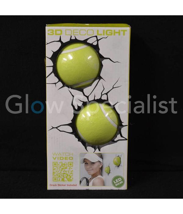 3D LED LAMP TENNISBAL