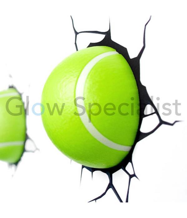3D LED LAMP TENNIS BALLS