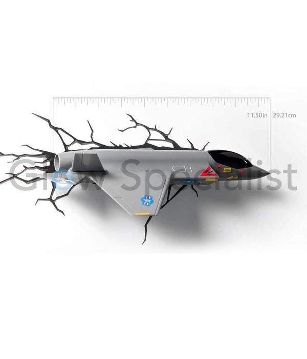 3D LED LAMP JET