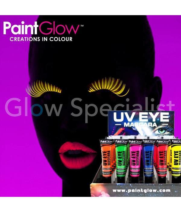 - PaintGlow GLOW PAINT UV EYE MASCARA