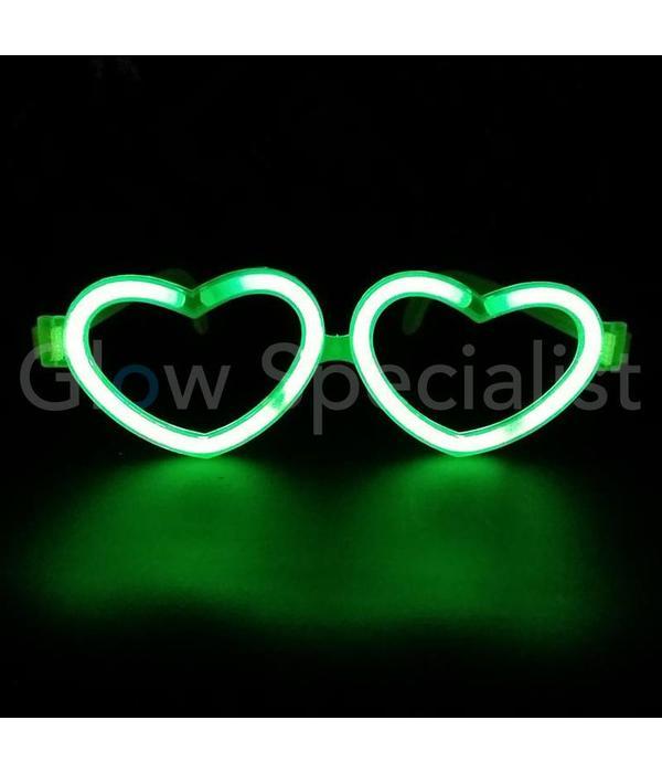 - Glow Specialist GLOW EYEGLASSES FRAME - HEART
