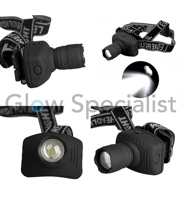 HEADLAMP WITH 3 FUNCTIONS