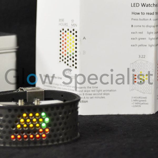 LED WATCH CORROSION