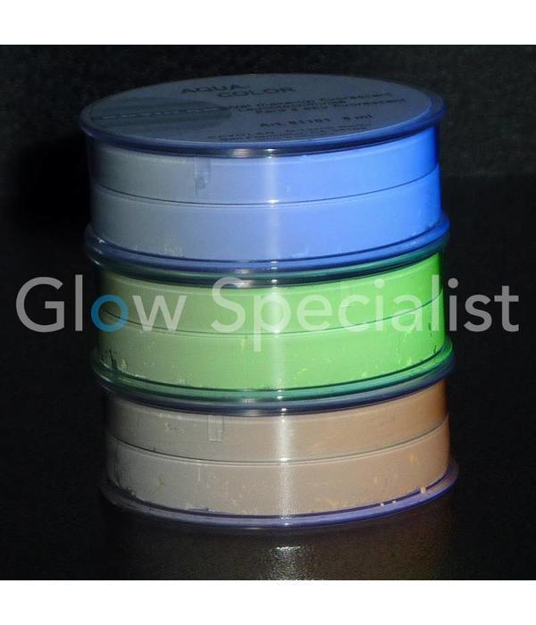- Kryolan Kryolan, Aqua color - invisible UV make up